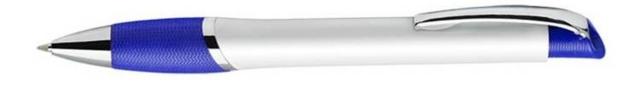 Długopis reklamowy plastikowy – 19502