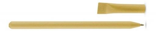 Długopis Ekologiczny Papierowy Żółty
