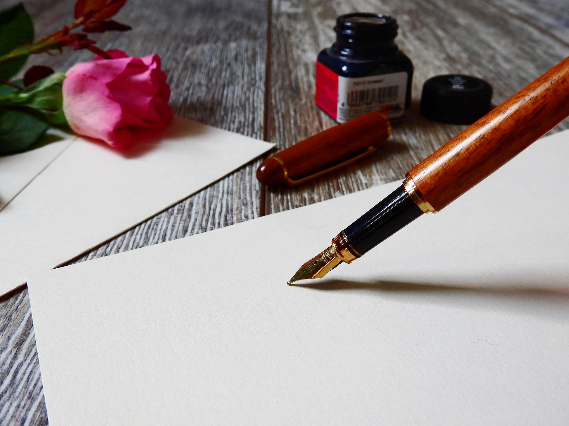 długopis czy pióro