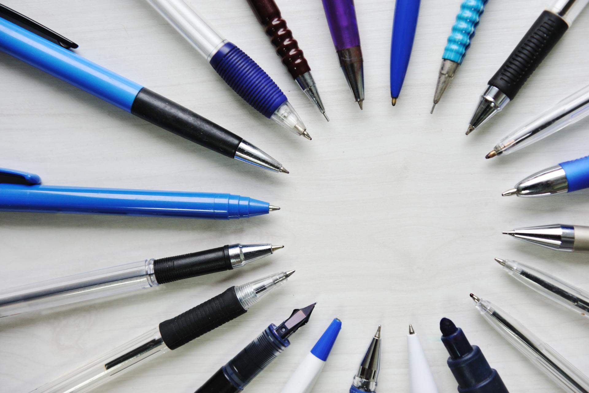 długopisy firmowe