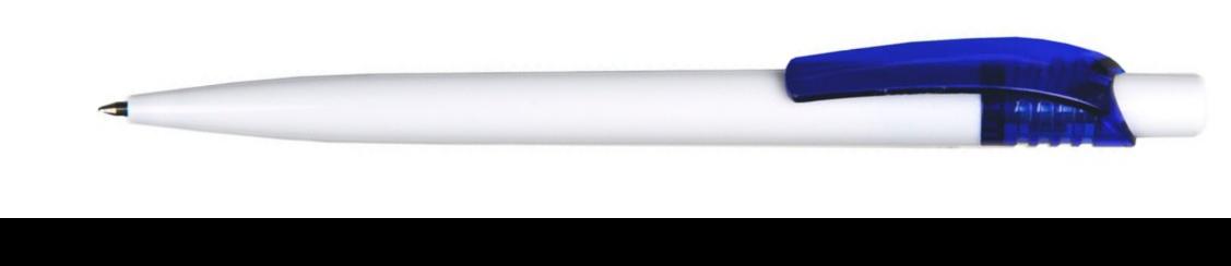 Plastikowy długopis reklamowy – 73341