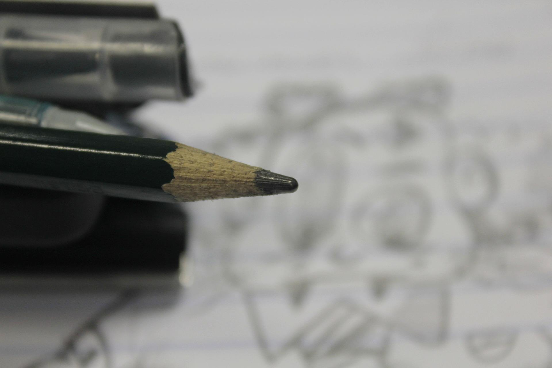 jaki ołówek do rysowania