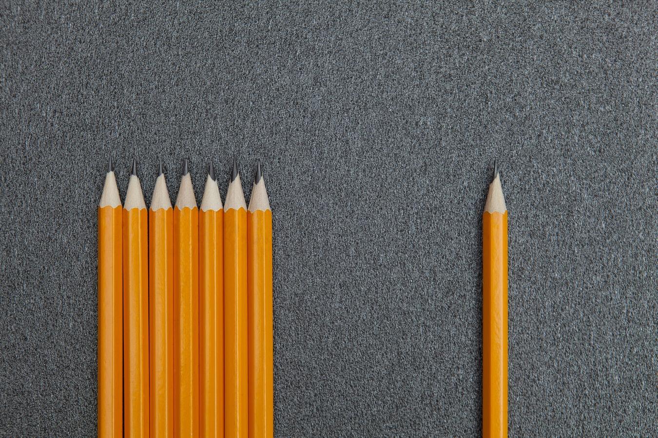 Rodzaje ołówków - jaki ołówek wybrać?