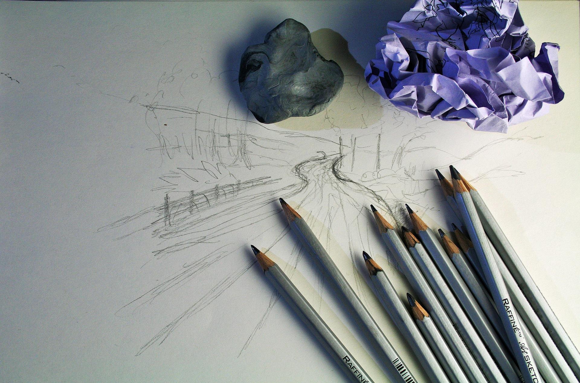 twardość ołówków